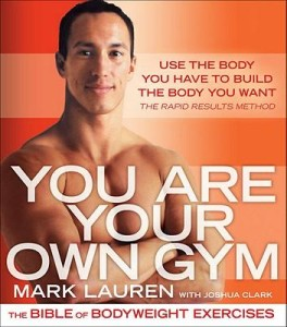 you are your own gym review - bodyweight exercises
