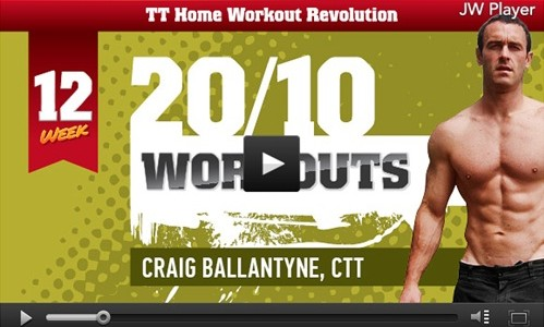 TT Home Workout Revolution Review