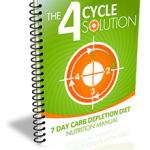 4 Cycle Fat Loss Solution: 7 Day Carb Depletion