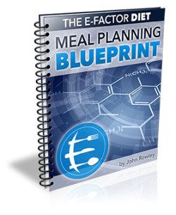 E-Factor Diet Review (Meal Planning Guide / Blueprint)