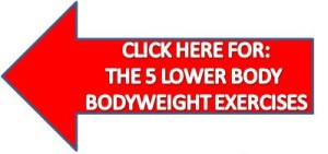 5 LOWER Body BODYWEIGHT EXERCISES