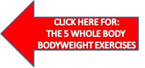 5 whole body bodyweight exercises
