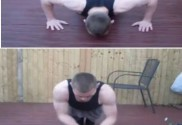 Clapping Push Up