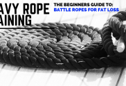 Heavy Rope Training: Battle Ropes