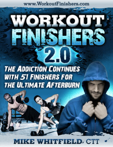 Workout Finishers Review - Cover