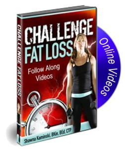 Challenge Fat Loss Review - Follow Along Videos