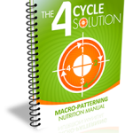 4 Cycle Fat Loss Solution: Macro Patterning