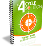 The 4 Cycle Fat Loss Solution: The Diet Break