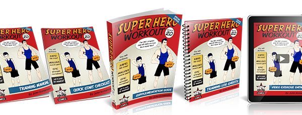 Superhero workout 2.0