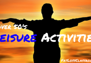 12 Leisure Activities for Over 50's