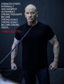 Mike Gillette - Strength Psychology